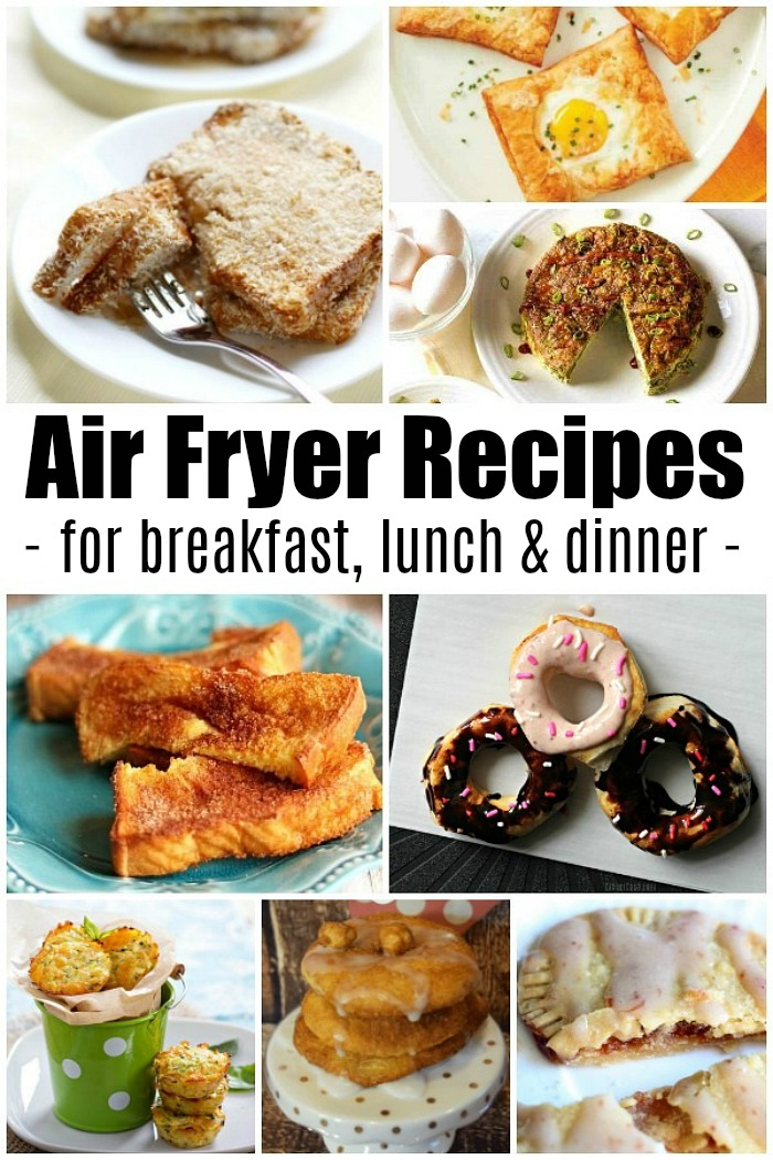 hot air fryer recipes